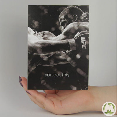 You Got This Funny Greeting Card MemoryTag Greeting Cards-Greeting Card-MemoryTag Greeting Cards