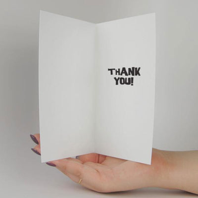 You Nailed It! Thank you!-Greeting Card-MemoryTag Greeting Cards