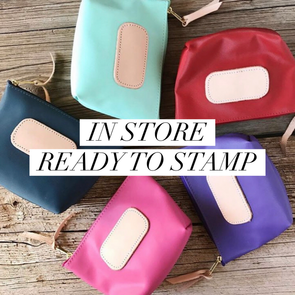 In Store - Ready to Stamp