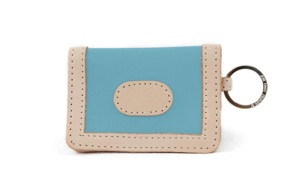 Jon Hart ID Wallet #454 Shown in Ocean Blue