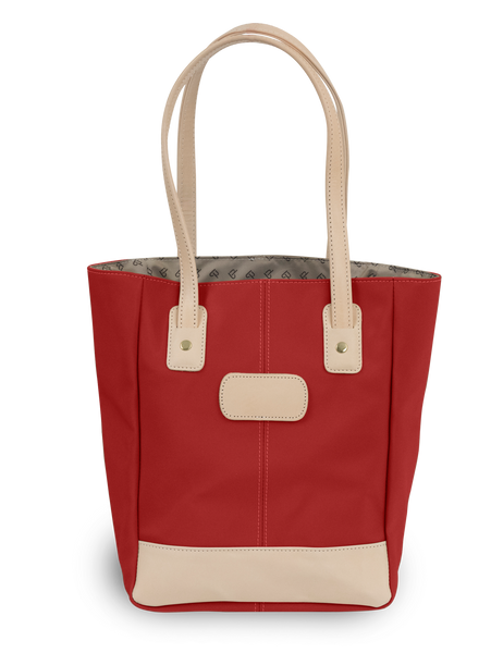 Jon Hart Alamo Heights Tote #506 Shown in Red