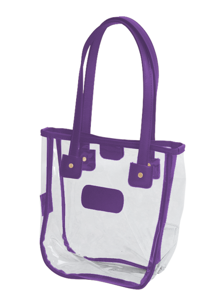 Jon Hart Game Day Tote #508 Shown in Plum