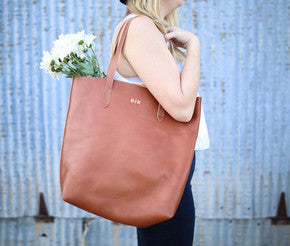 Jon Hart Everyday Tote #510 Shown in Blonde