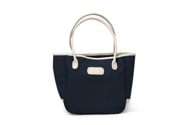 Jon Hart Medium Holiday Tote #566 Shown in Navy