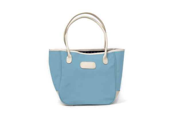 Jon Hart Medium Holiday Tote #566 Shown in Ocean Blue