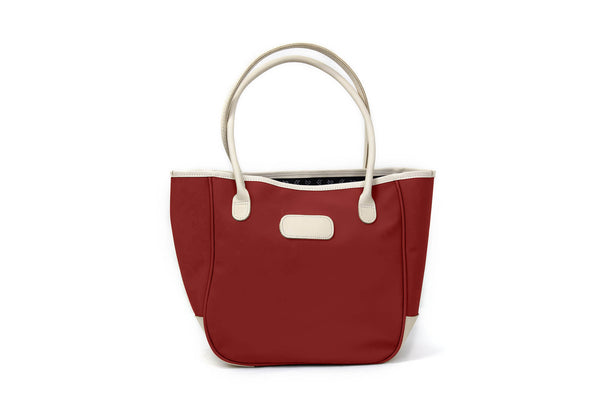 Jon Hart Medium Holiday Tote #566 Shown in Red