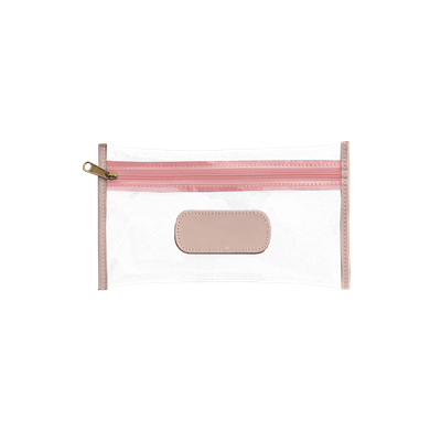 Clear Pouch (In Store - Ready to Stamp)