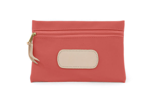 Jon Hart Small Pouch #805 Shown in Coral