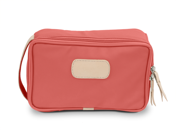 Jon Hart Small Travel Kit #813 - Shown in Coral