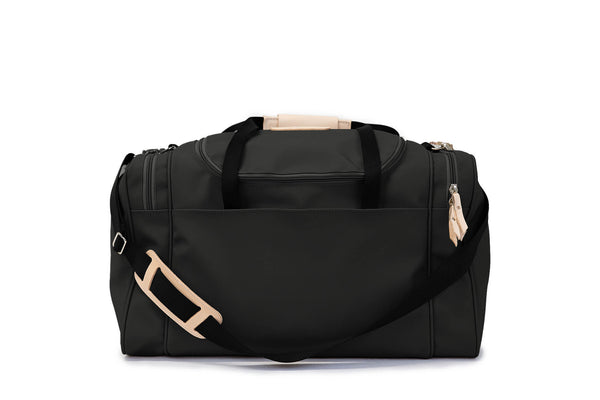 Jon Hart Medium Square Duffel #828 Shown in Black