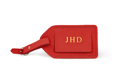 Jon Hart Design Alpha Chi Omega - Luggage Tag