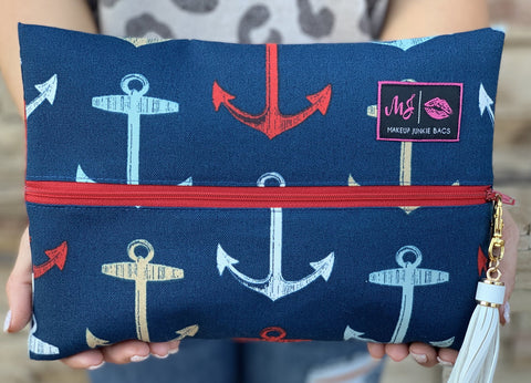 Makeup Junkie Bags - Anchor Me