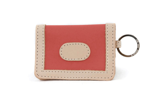 Jon Hart ID Wallet #454 Shown in Coral