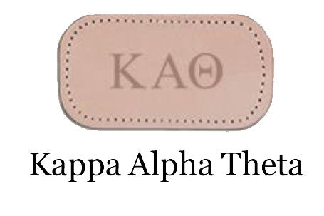 Kappa Alpha Theta Items
