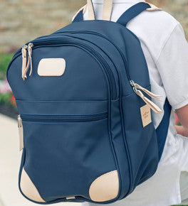 Jon Hart Large Backpack #908 Shown in French Blue