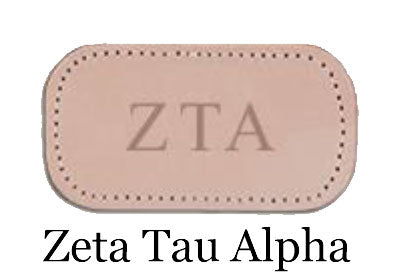 Zeta Tau Alpha Items