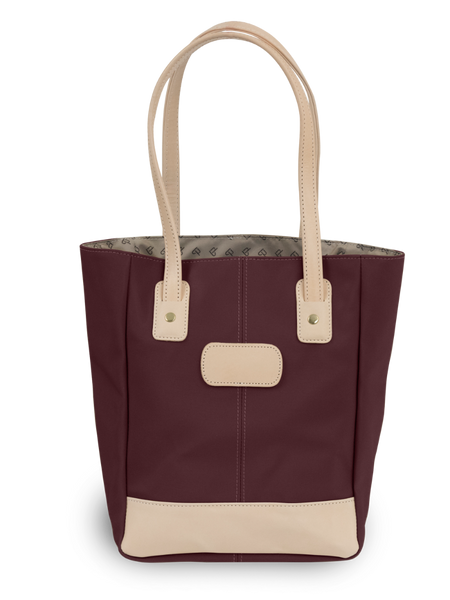 Jon Hart Alamo Heights Tote #506 Shown in Burgundy