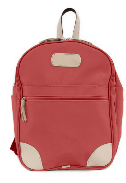 Jon Hart Large Backpack #908 Shown in Coral
