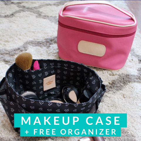 Makeup Case +  FREE Organizer (does not apply to Trunk Show Sale)