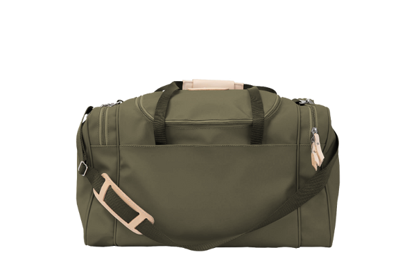 Jon Hart Medium Square Duffel #828 - Moss