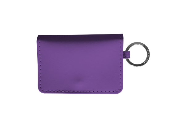 ID Wallet - Leather (In Store - Ready to Stamp)