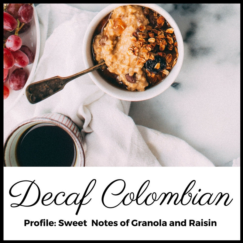 Decaf Tolima Colombian (UTZ Certified)