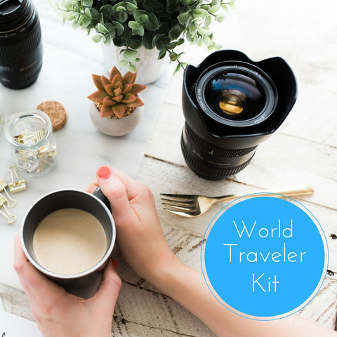 World Traveler Tasting Kit