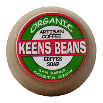 Organic Coffee Soap