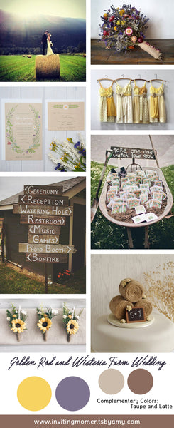 Wedding Trend Alert | Summer 2017 | Down on the Farm