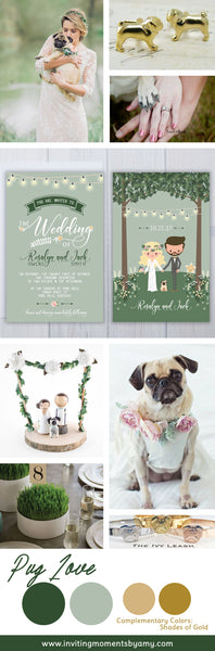 Wedding Inspo | Must Love Dogs | Include Your Dog In Your Wedding