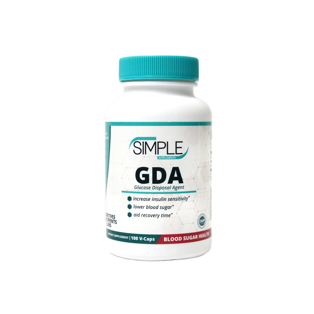 GDA (Glucose Disposal Agent)