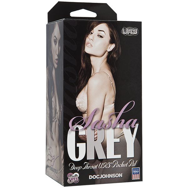 HAVE SEX WITH SASHA GREY!