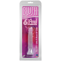 Blush ULTRASKYN™ - 6 Inch Anal Starter - Red Rose Toys