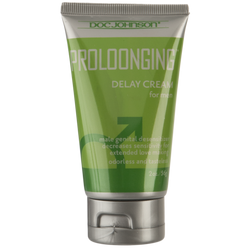 Proloonging - Delay Cream For Men - Red Rose Toys