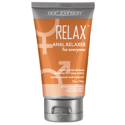 Relax - Anal Relaxer - Red Rose Toys