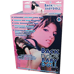 BACKDOOR BABYDOLL - Red Rose Toys
