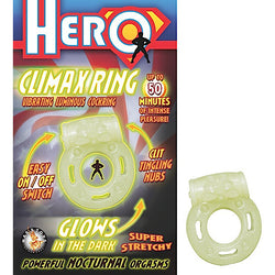 HERO CLIMAX RING-GLOW IN THE DARK