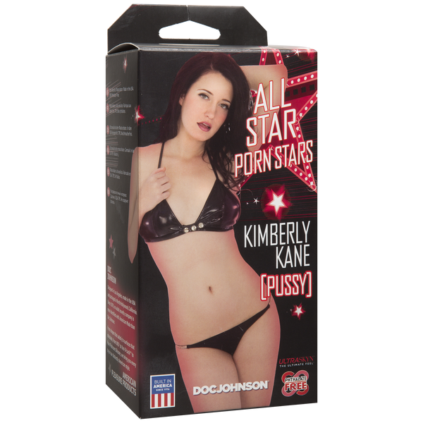 All Star Porn Stars - ULTRASKYN™(UR3) Pocket Pal - Kimberly Kane - Pussy