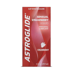 Astroglide Strawberry 2.5 oz.