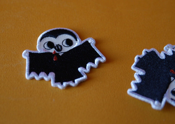 Vampire Sew-on Patch