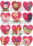Valentine PDF 2013 (digital download)