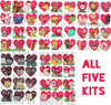 Valentine bundle 5 KITS PDF (digital download)