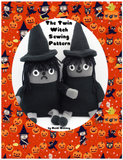 The Twin Witch Sewing Pattern (Digital Download)