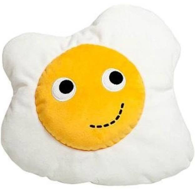 Kidrobot yummy world egg plush 10""