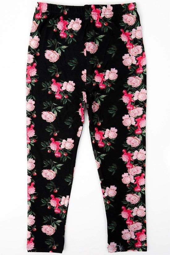 Pink Rose Blossom Kids Junior