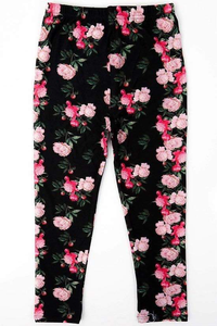 Pink Rose Blossom Kids L/XL