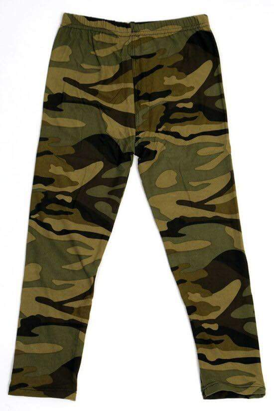 Camo Kids Junior
