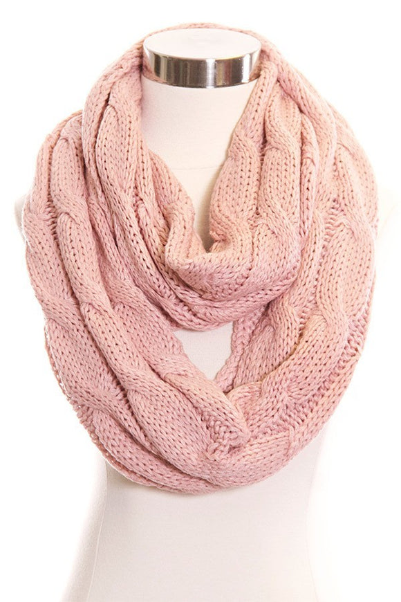 Infinity Scarf Indi Pink