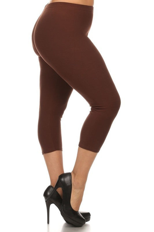 Brown Capri Plus