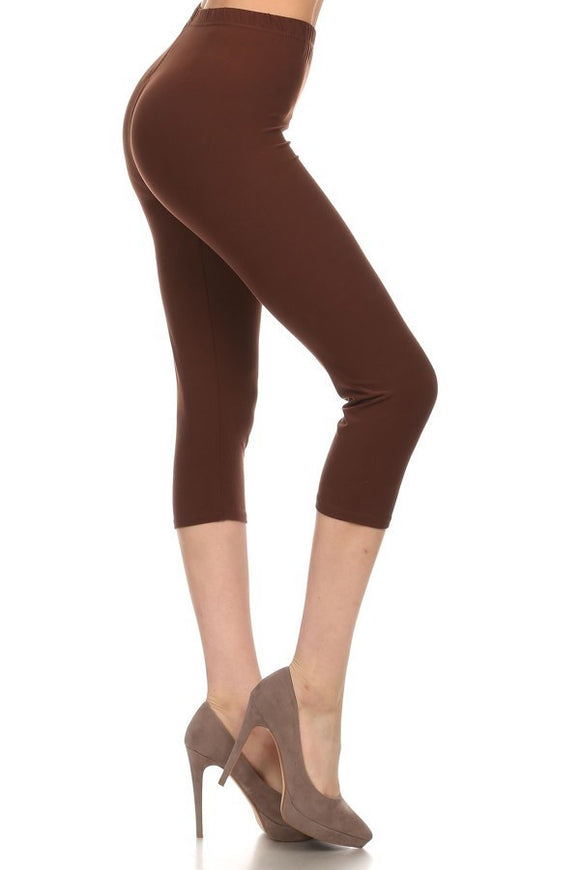 Brown Capri